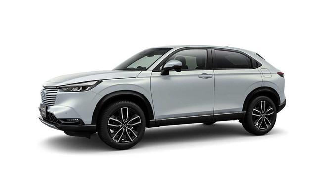 Novo Honda HR-V 2022 estreia com pegada de SUV cupê