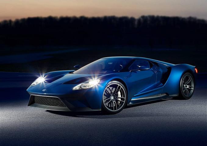 Oficial: novo Ford GT tem 656 cv, 76 mkgf e atinge 347 km/h