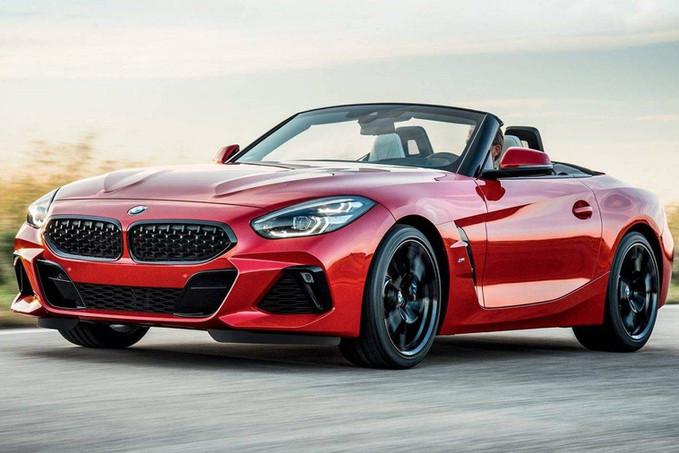 BMW Z4 chega ao Brasil com preço de Camaro, mas 200 cv a menos