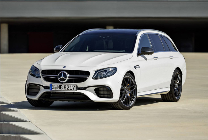 Mercedes-AMG E 63 S Estate agora é a perua mais rápida do mundo