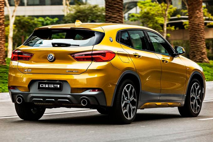 BMW X2 ganha versão 1.5 três cilindros flex por R$ 191.950