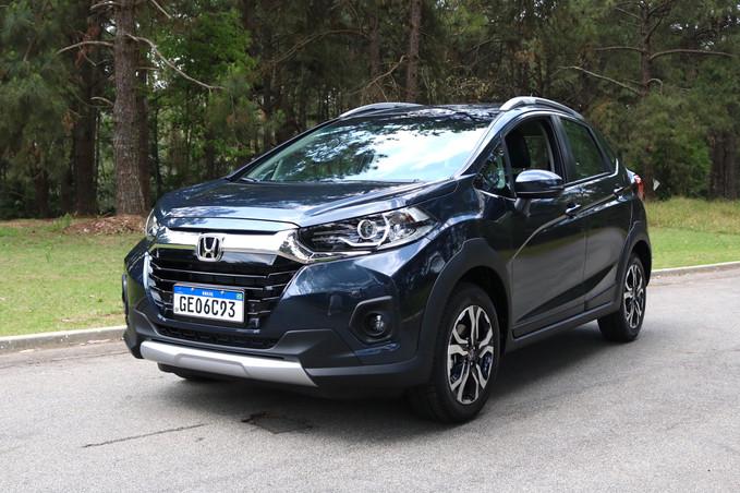 Avaliação: Honda WR-V 2021, o SUV compacto com melhor valor de revenda