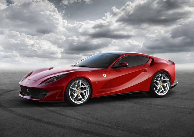Ferrari 812 Superfast: o passado e o futuro dos GTs italianos