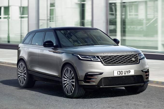 Range Rover mostra o Velar, SUV para enfrentar o Porsche Macan
