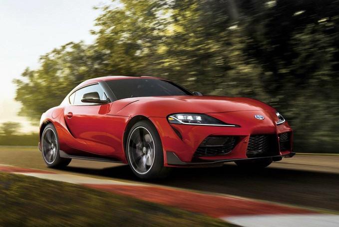 Nova geração do Toyota Supra tem mecânica alemã e é produzida na Áustria