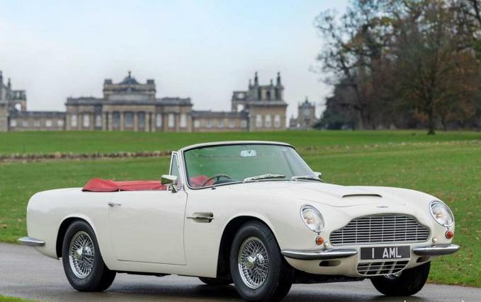 Aston Martin DB6 1970 ganha motor elétrico reversível