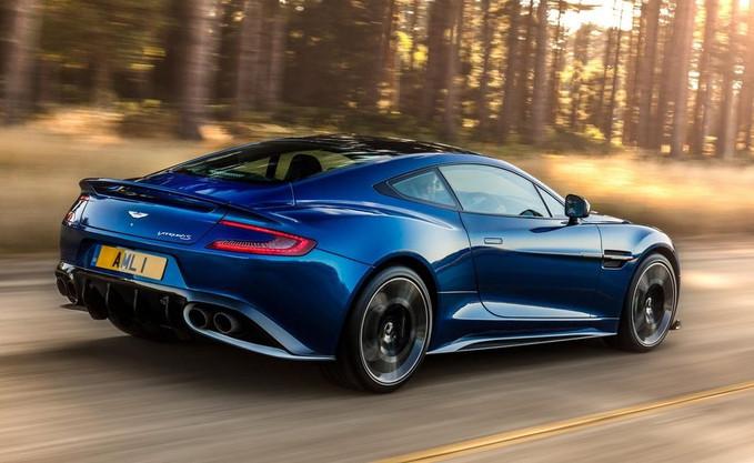 Aston Martin terá versões híbridas de todos os modelos até 2020