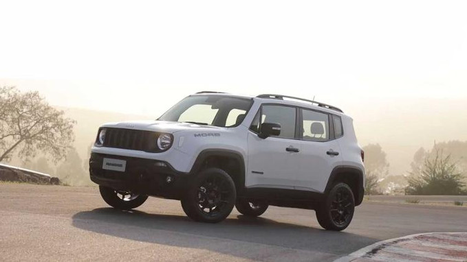 Jeep Renegade 2021 ganha nova versão enquanto aguarda motor turboflex