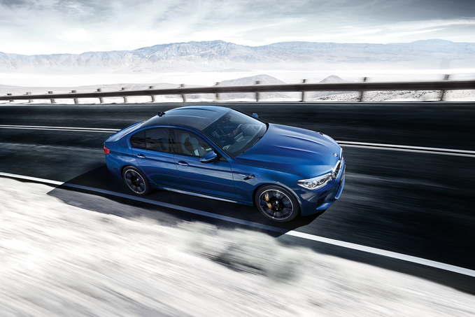 Com novo M5, BMW apresenta o estado da arte da performance