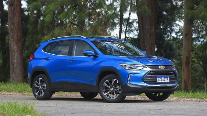 Chevrolet Tracker será primeiro carro vendido pela marca na internet.