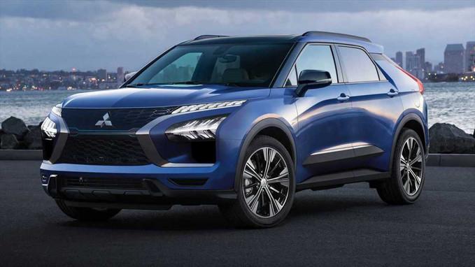 Mitsubishi: SUV elétrico sucessor do Evolution antecipa visual em projeção