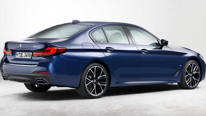 BMW Série 5 renovado estreia dia 27 de maio junto com o Série 6 Gran Turismo