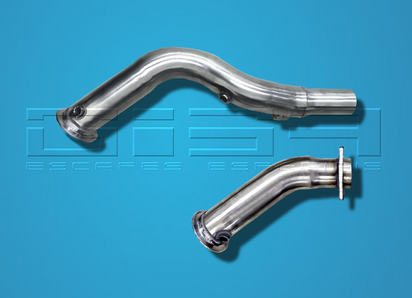 Down pipe BMW M2 (F87) M3 (F80) M4 (F 82) 2015...