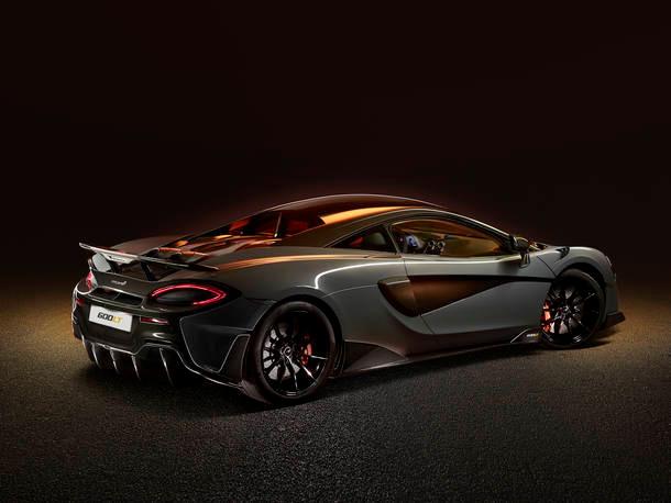 McLaren 600LT é o novo esportivo da marca inglesa