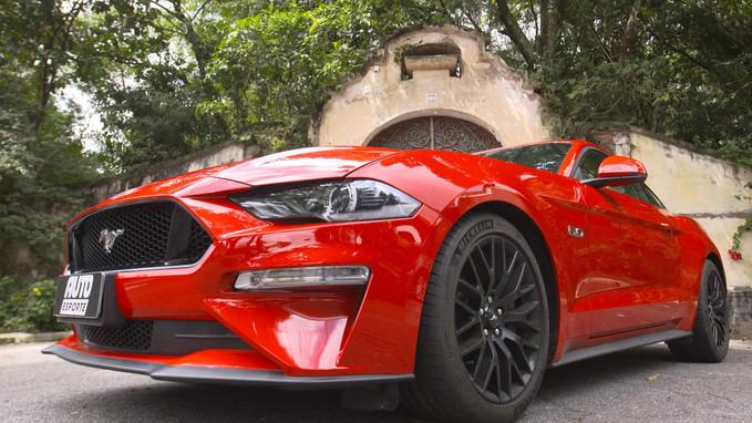 O Mustang mais potente de todos os tempos chega ao Brasil