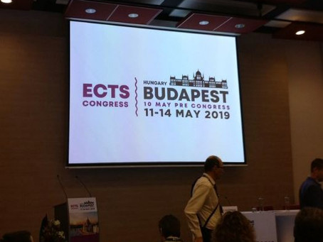 Genever Lab at ECTS 2019!