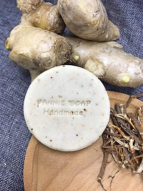 生薑桂枝驅風皂