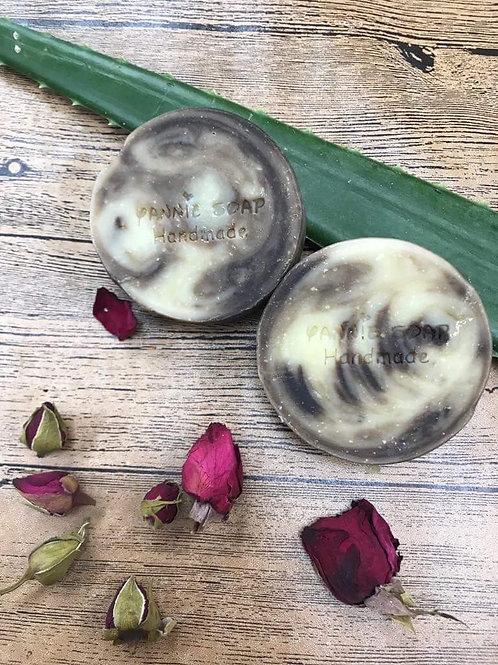 玫瑰果蘆薈皂