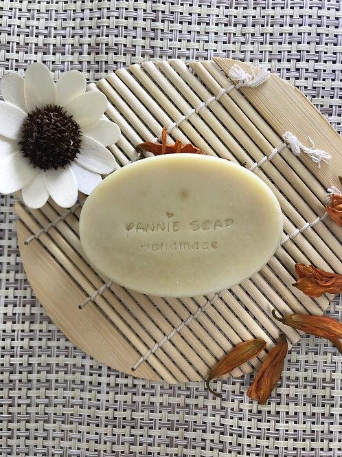 白蘭花甜杏皂