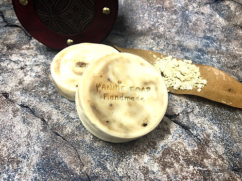 山茶籽芫茜皂