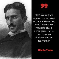 Nikola Tesla science