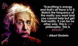 Albert Einstein philosophy
