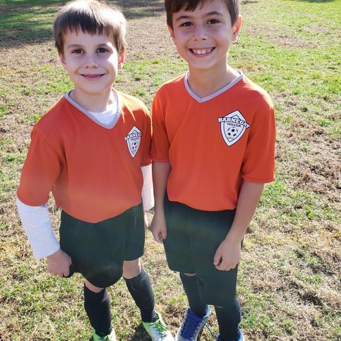 Ethan and Joshua 10-26-19