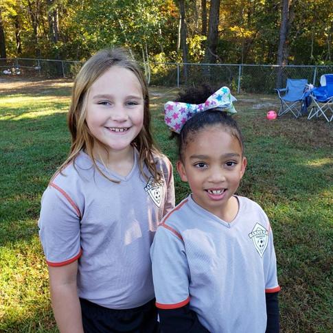Amariah and Kayliana 10-19-19