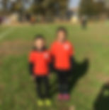 Kayla Baccigupi and Reilly Baffuto 11-12
