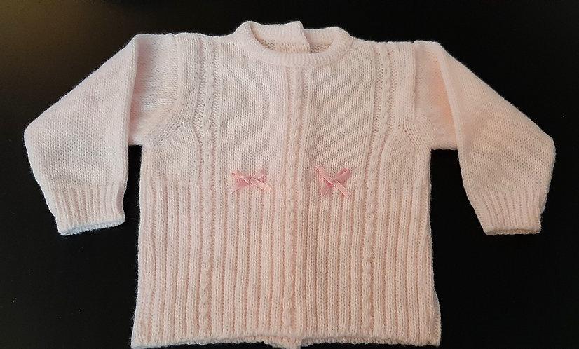 Spanish Baby Girls Sweater