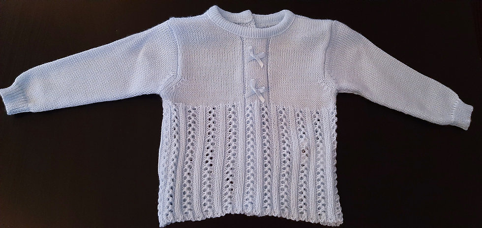 Spanish Fine Knit Sweater