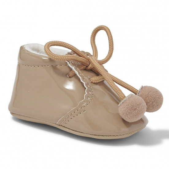 Sevva - Pom Pom Pram Shoes 3 Colours