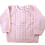 Thumbnail: Babybol Soft Knitted Cable Design 2 pc Set
