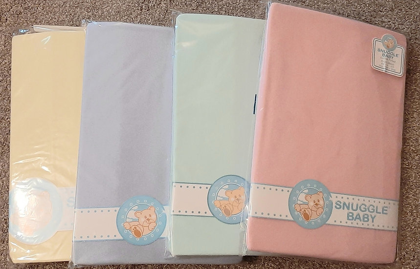 Coach Built Pram/Crib Sheet Sets