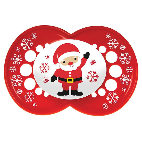 MAM Christmas Silicone Soother