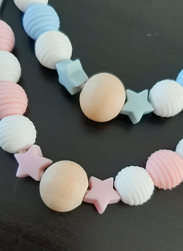 Silicone Dummy Clips Style 1