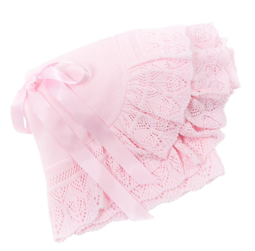 Dandelion Fancy Knitted Shawl - Special Occasion