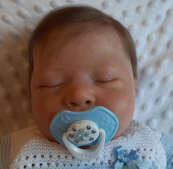 Reborn Baby Luciano - Cassie Brace