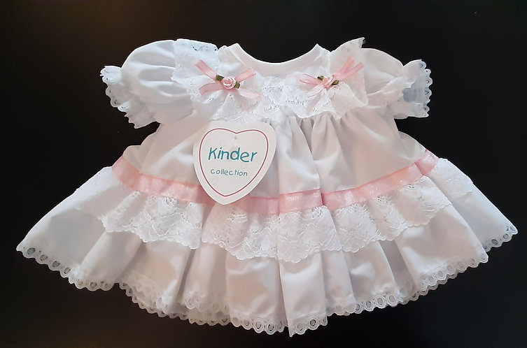 Kinder Premature Baby Dress