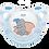 Thumbnail: Disney Modified Dummy for Silicone Dolls - Dumbo