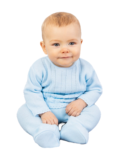 Dandelion Boys Knitted 2 Pc Legging Set