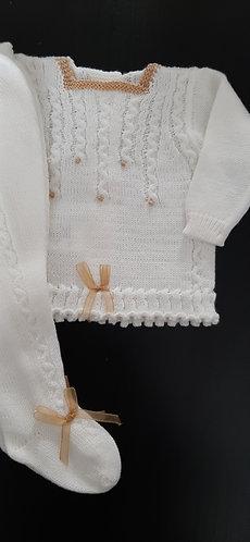 Spanish Fine Knitted Set (1040)