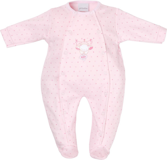 Dandelion Cute Star Babygrow - 5-8lb