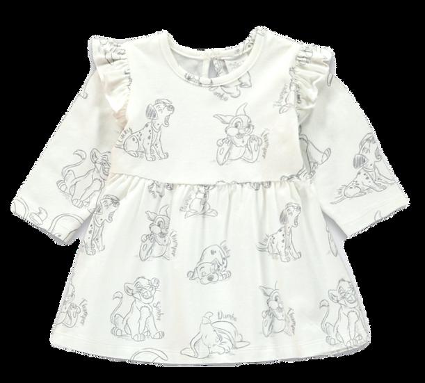 Disney Dress - Thumper, Simba, 101 Dalmatians