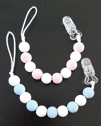 Silicone Dummy Clips Style 2