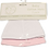 Thumbnail: Premature Baby Hats Pink/White or Blue/White