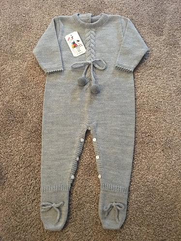 Spanish Knitted Pom Pom Suit unisex