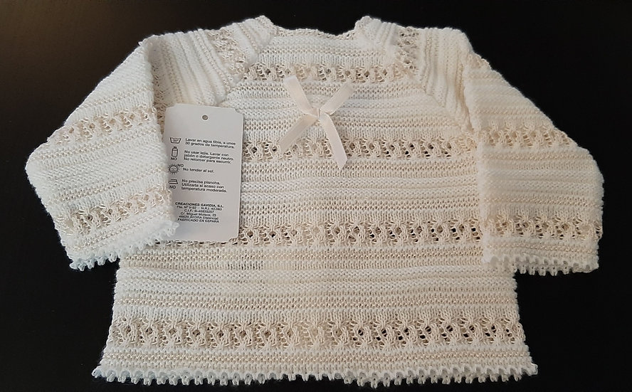 CG Spanish Fine Knitted Sweater