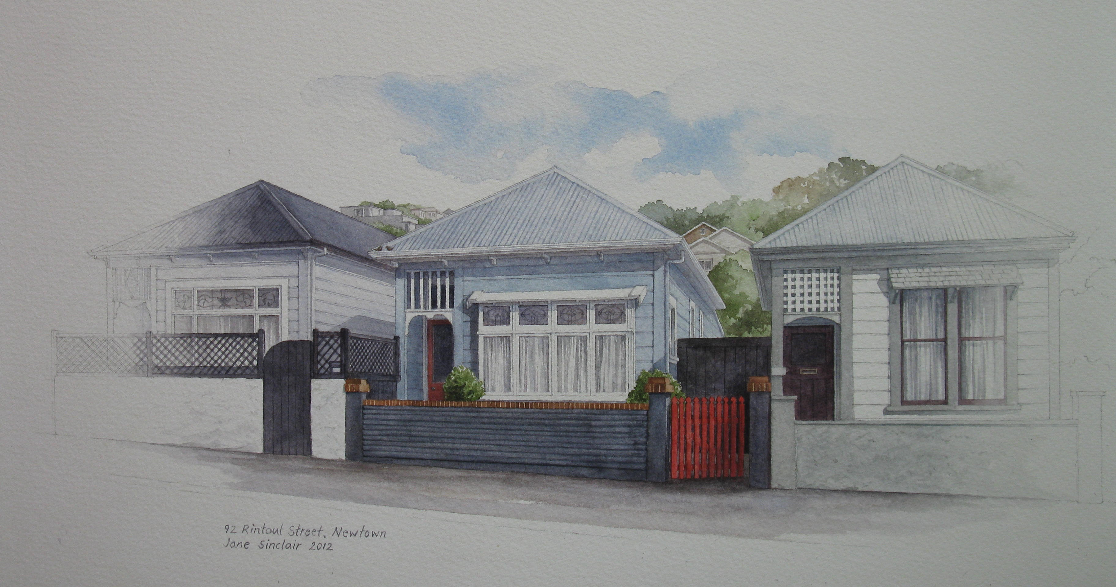 Rintoul St, Wellington
