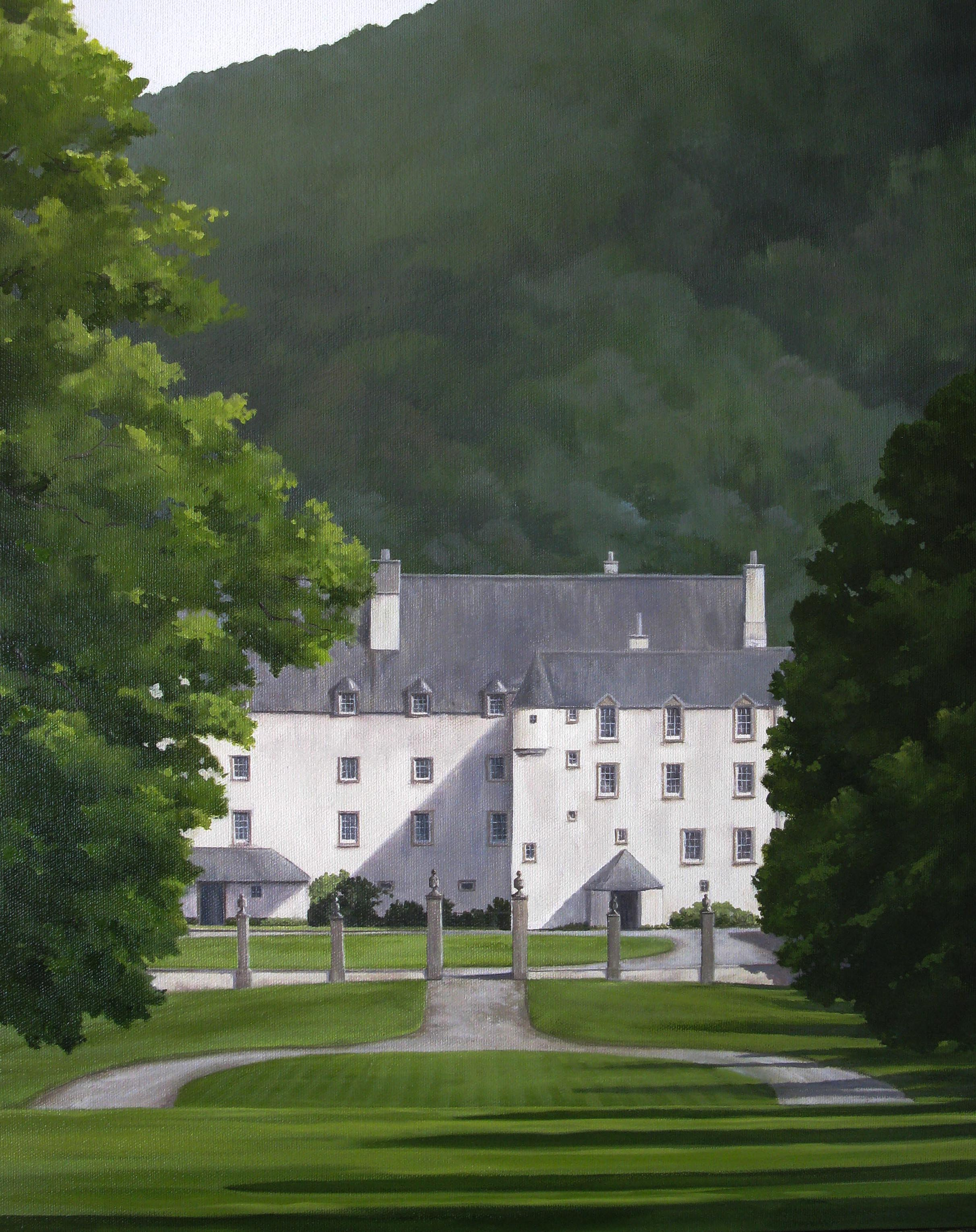 Traquair House, Scotland